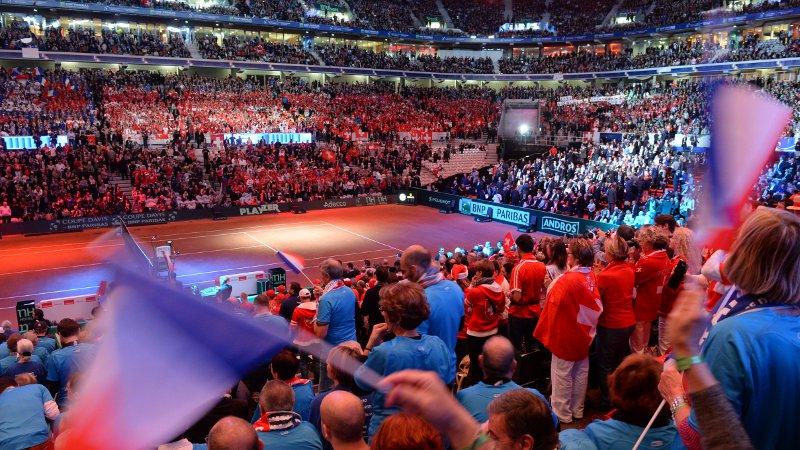 Davis Cup: dag 3