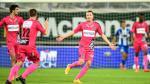 Charleroi pakt punt in Ghelamco Arena