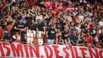 Partij gestaakt na Luikse supportersopstand