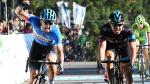 Nathan Haas le plus prompt