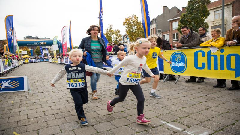 Chiquita Kids Run Hasselt