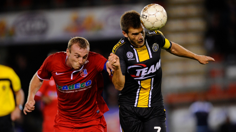 Lokeren laisse filer la seconde place au Cannonier