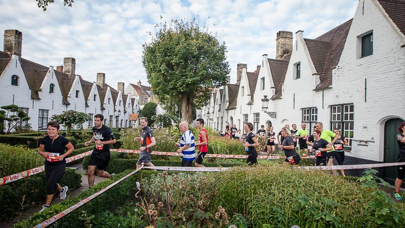 Brugge Urban Trail 'nog mooier en nog groener'