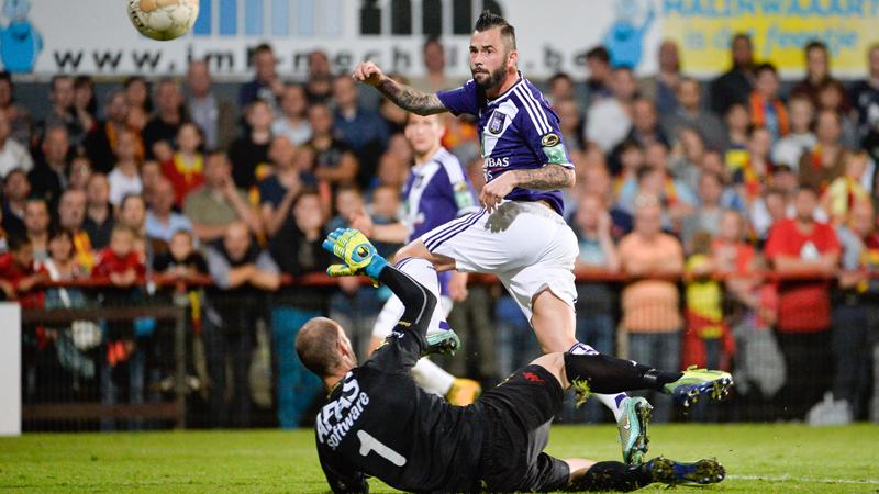 Mechelen en Anderlecht delen de punten