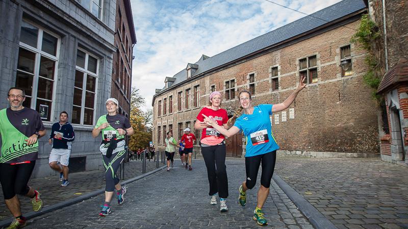 Een meer dan geslaagde eerste editie van DH Mons Urban Trail