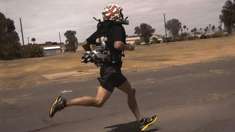 Sneller lopen met een jetpack
