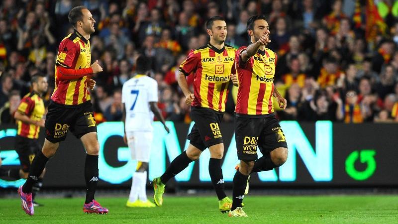 Le FC Malines au petit trot