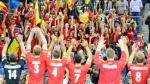 Red Dragons boeken eerste zege op WK