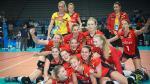 Yellow Tigers naar tweede ronde WK