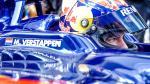 Verstappen débute au Japon à 17 ans