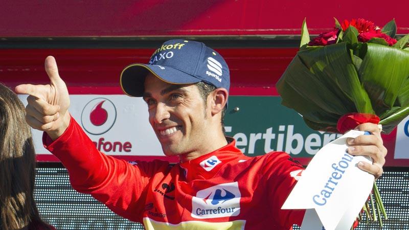 Contador en Martin slaan toe, Quintana valt weg