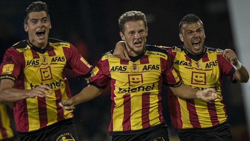 KV Mechelen speelt onmondig Westerlo van de mat