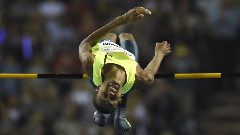 Barshim: 'Je suis le prince du saut en hauteur'