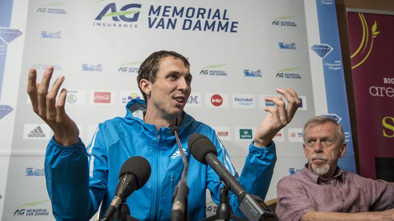 Bohdan Bondarenko: 'Het wereldrecord is altijd een doel'