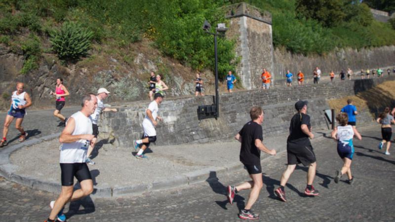 2014: Expérience inédite au Jogging Ville de Namur