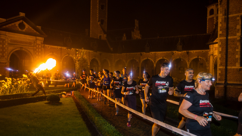 Sfeerreportage Energizer Night Run 2014