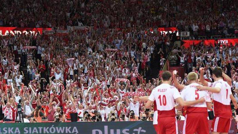 Polen pakt wereldtitel in eigen huis