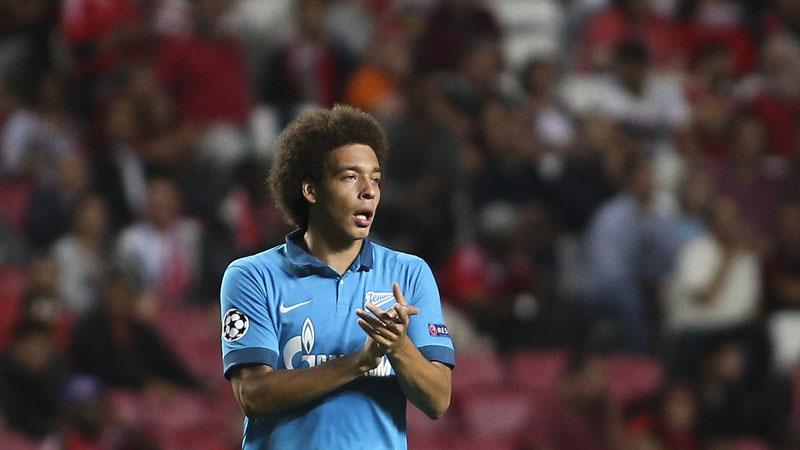 Witsel scoort voor Zenit, Mignolet viert met Liverpool