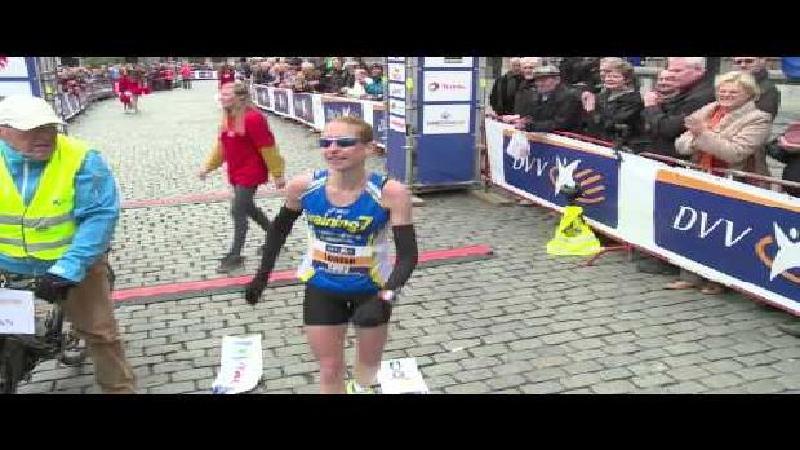 DVV Antwerp 10 Miles & Marathon 2013