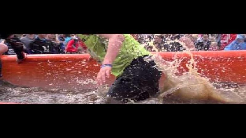 Fisherman's Friends Strongman Run 2015 Trailer