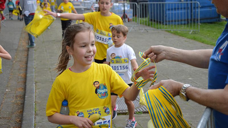 Start Chiquita Kids Run