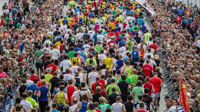 30ste DVV Antwerp 10 Miles & Marathon verwacht zondag 42.000 lopers