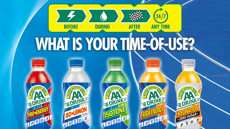AA Drink lanceert TIME-OF-USE plan