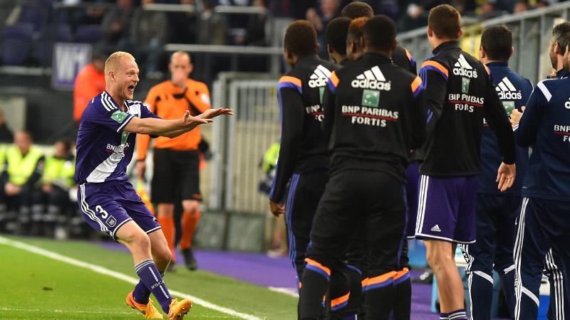 Cette fois, Anderlecht a transformé ses occasions