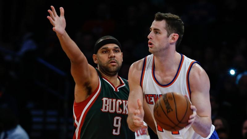 Milwaukee Bucks naar de play-offs (VIDEO)