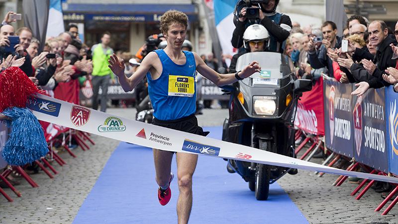 Caelen loopt limiet voor Rio op DVV Antwerp Marathon