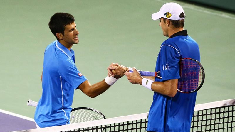 Derde keer Djokovic-Murray in finale Miami (VIDEO)