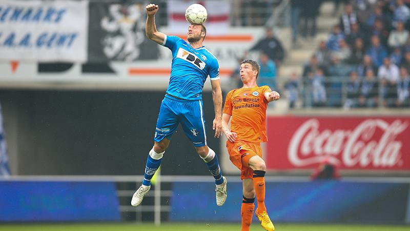 JPL: La Gantoise - FC Bruges