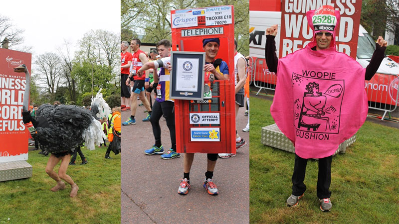 34 wereldrecords sneuvelen op London Marathon