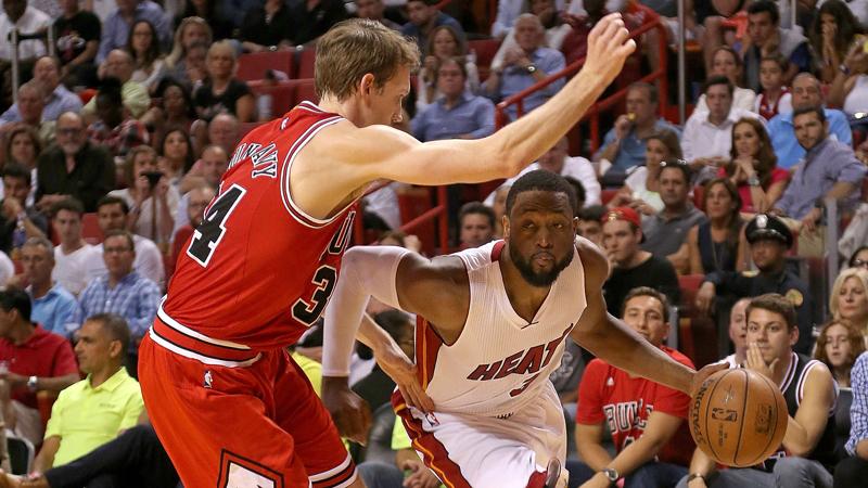 Miami Heat dreigt play-offs te missen (VIDEO)