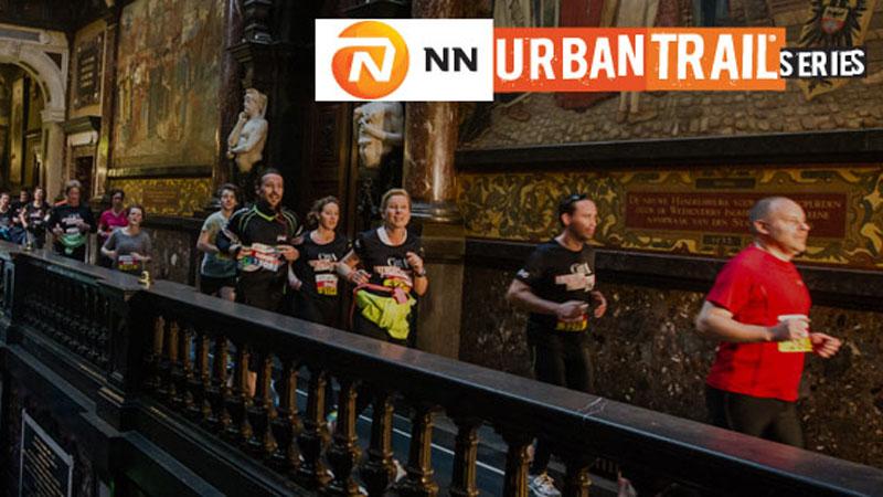 NN wordt title partner van Urban Trail Series