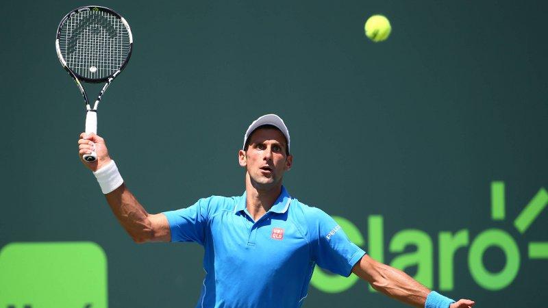 Djokovic viert 51ste titel (VIDEO)