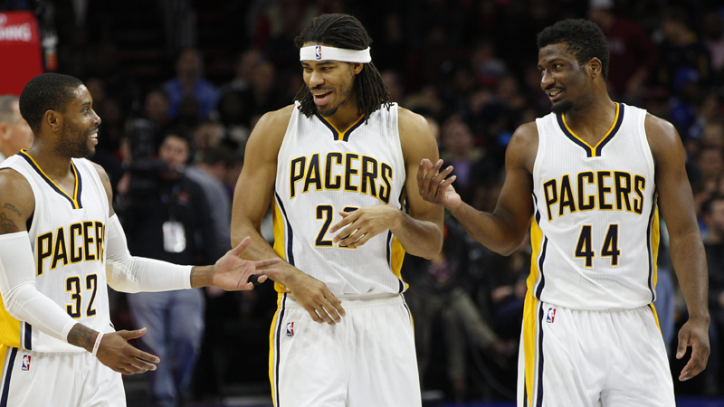 Indiana Pacers duwen Miami Heat uit play-offs (VIDEO)
