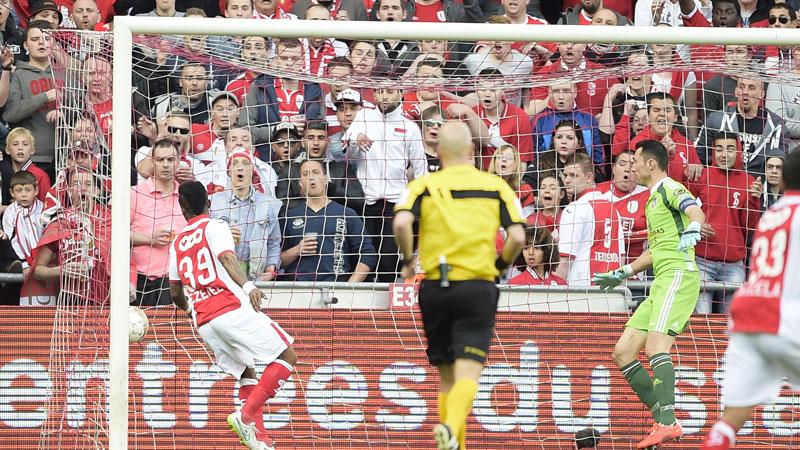 Standard rekent af met Anderlecht