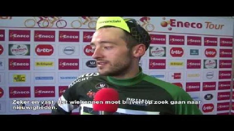Reacties na rit 1: Haas looft Gouden Kilometer