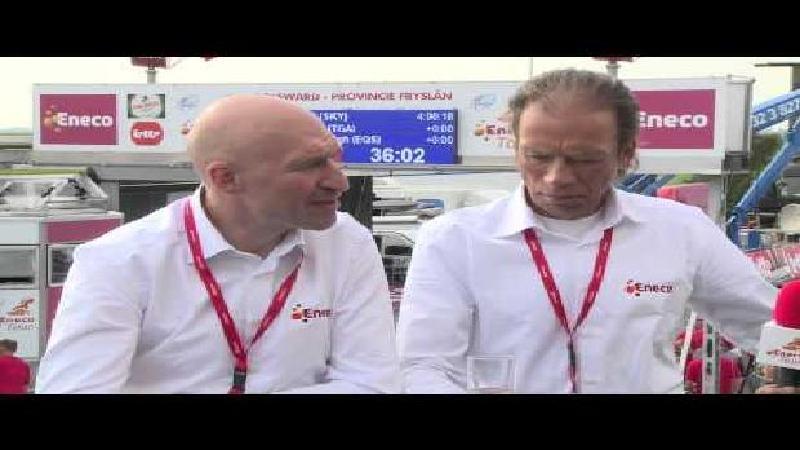 Lubberding: 'Prachtige race gezien'