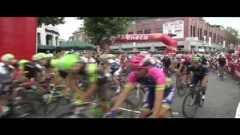 Eneco Tour: Samenvatting rit 6