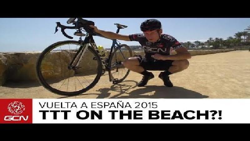 Zo ziet de Vuelta-ploegentijdrit eruit (VIDEO)