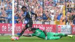 Club Brugge speelt Standard van de mat