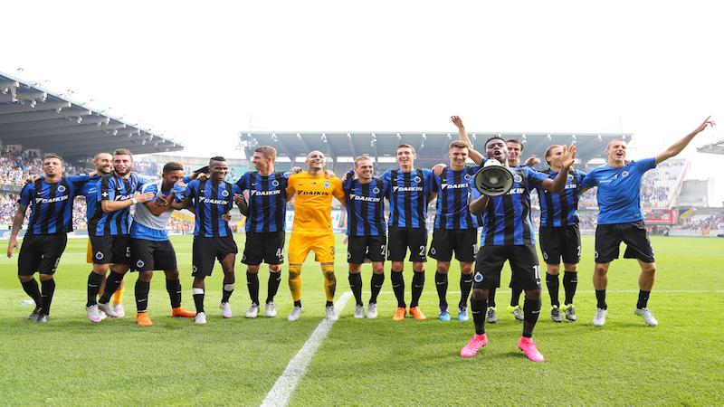JPL: Club Brugge-Standard