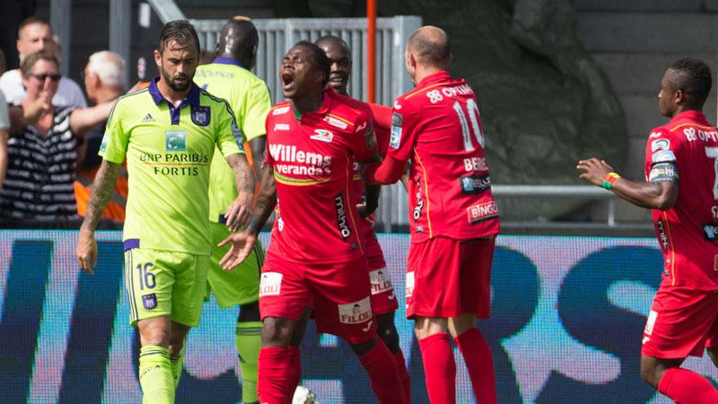 Oostende pakt verdiende driepunter tegen Anderlecht