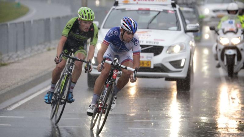 Le Bon: 'Ik hou van regen'