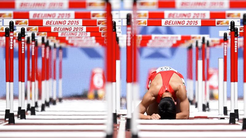WK atletiek: dag 5