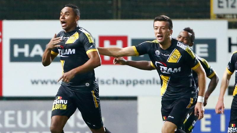 Sporting Lokeren wint de Wase derby