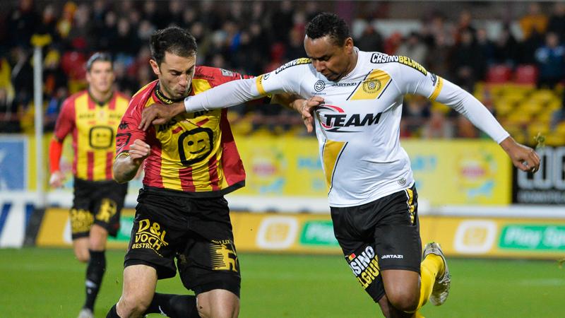 KV Mechelen en Lokeren houden elkaar in evenwicht