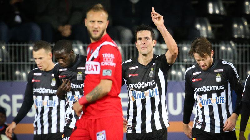 Charleroi pikt opnieuw aan met een zege